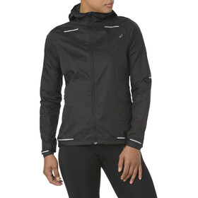 asics Lite-Show Jacket Women Performance Black